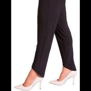 Sympli Drop Ankle Pants Black Dress Pant Size 16